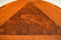 Art Deco Inlaid Walnut Coffee Table (6 of 9)
