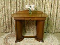 Art Deco Side Table / Desk (2 of 8)