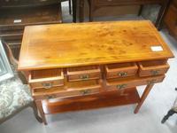 6 Drawer Hall Table (2 of 2)