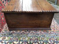 Antique Late 17th Century Oak Desk Box (2 of 4)