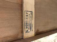 Vintage French Mid Century Double Filing Cabinet Tambour Roller Shutter by G Moreux (13 of 13)