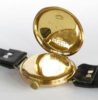 Gents 9ct Gold Vertex Wrist Watch, 1925 (4 of 6)
