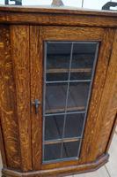 Oak Corner Cupboard (9 of 9)