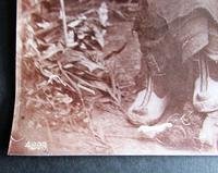 Photograph of The Witch of Ghoom by Fred Ahrle c.1896 (3 of 4)