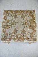 Square French Style Gilt Stool (3 of 7)