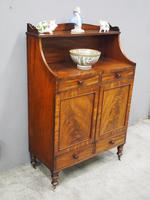George IV Side Cabinet in Mahogany (2 of 10)