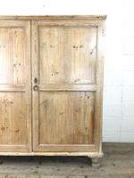 Large Antique Pine Cupboard (2 of 11)