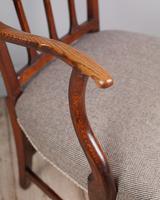 George III Elm Carver Chair (7 of 9)