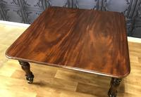 Victorian Mahogany Dining Table with two additional leaves (3 of 11)