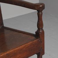 George II Oak Armchair (7 of 9)