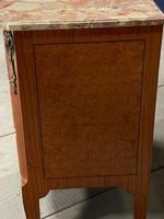 French Parquetry Commode Chest of Drawers (15 of 27)