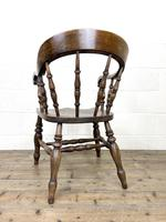 Antique 19th Century Smoker's Bow Chair (9 of 9)