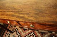 19th Century Regency Mahogany Side Table c.1820 (6 of 12)