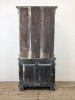 19th Century Oak Cupboard on Stand (10 of 10)