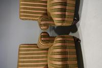 Handsome Pair of Early 20th Century Mahogany Framed Drawing Room Chairs (4 of 7)