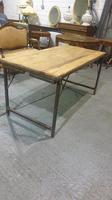 Fabulous Pine Trestle Kitchen Table (9 of 11)