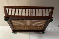 19th Century French Mahogany Dog Bed (4 of 4)