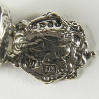 Victorian Miniature Silver Chair with Cherubs (6 of 8)