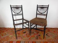 Pair of Chairs in the manner of E.W.Godwin (8 of 11)