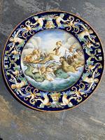 Italian Faience Urbino Style Charger (29 of 32)