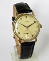 Gents 9ct Gold Garrard Wrist Watch, 1958 (2 of 5)