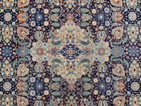 Antique Tabriz Rug (9 of 11)