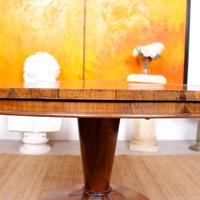 William IV Rosewood Breakfast Table Tilt Top Dining Console (9 of 11)