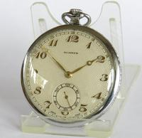 1930s Roamer Pocket Watch (5 of 5)