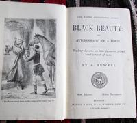 1890 Black Beauty The Autobiography Of A Horse by Anna Sewell (5 of 5)