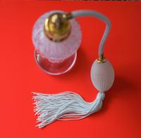 Heavy Vintage Glass Murano Perfume / Scent Atomiser - Collectable (5 of 9)