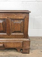 18th Century Style Welsh Oak Coffer Bach Chest (7 of 9)