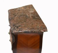 Pair of French Bedside Chests Antique Empire Nightstands (10 of 11)