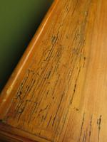 Antique Large Victorian Rustic Pine Sideboard Chest of Drawers (11 of 12)