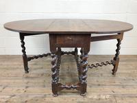 18th Century Welsh Oak Gateleg Table (7 of 12)