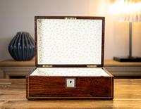 Rosewood Victorian Table Box 1870 (8 of 9)