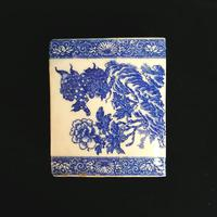 Antique Qing Dynasty Chinese Blue & White Opium Pillow (3 of 7)