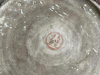 Large Late 19th Century Imari Guangxu Porcelain Fish Bowl (7 of 8)