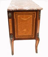 Scandinavian Commode Marquetry Chest of Drawers c.1920 (12 of 15)