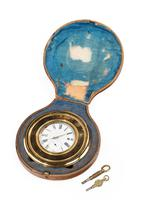 Late 19th Century Table Watch or Strut Clock (5 of 5)