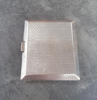 Sterling Silver Cigarette Case - 1925 (2 of 5)