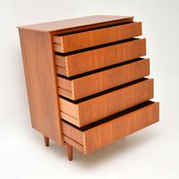1960's Teak Vintage Chest of Drawers (8 of 10)