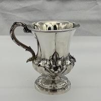 Antique William IV Sterling Silver Christening Mug London 1838 John Tapley (7 of 9)