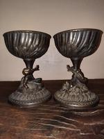 19th / 20th Century French Bronze Compotes (3 of 10)