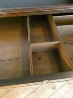 Neat 18th Century Partners Desk (8 of 15)