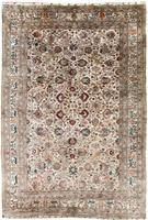 Vintage Anatolian Kayseri Silk Rug 2.22m x 1.51m