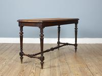 19th Century Cane Bench (5 of 6)