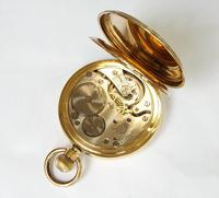 Antique Thomas Russell Full Hunter Pocket Watch (3 of 5)