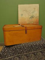 Antique Bentwood Plywood Storage Box by Luterma (7 of 16)