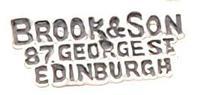 Scottish Silver Quaich 'Marriage Cup - Edinburgh 1925 (3 of 4)
