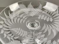 Victorian Glass Comport / Tazza (5 of 6)